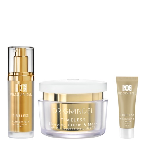 Aktionen DR. GRANDEL Kosmetik Geschenkset Timeless Goldene Momente mit Ihrem Kosmetik Geschenk Set