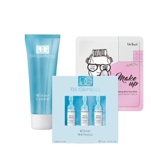 DR. GRANDEL: Kosmetik Geschenkset Winter - Kosmetik Geschenkset für kalte Tage