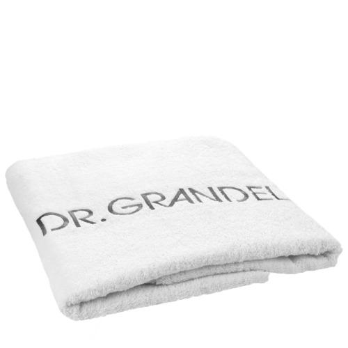 Dr. Grandel: Badetuch weiß -