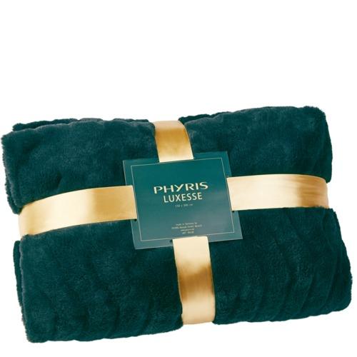 Luxesse Phyris Luxesse deken Zachte fluwele deken