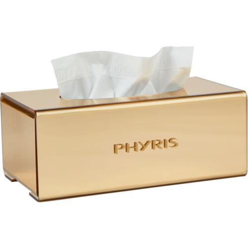 Phyris Tissue Box Gold Cosmetische tissuebox