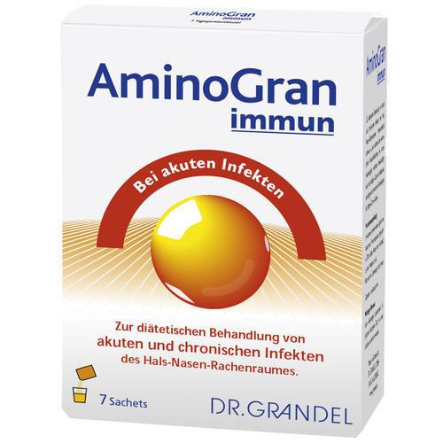 Probiotika & Aminosäuren Dr. Grandel AminoGran immun mit 7 Aminosäuren