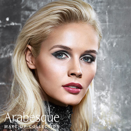 Arabesque Abend-Make-up kalt Frühjahr & Sommer Summer Breeze Abend-Make-up in kalten Farben