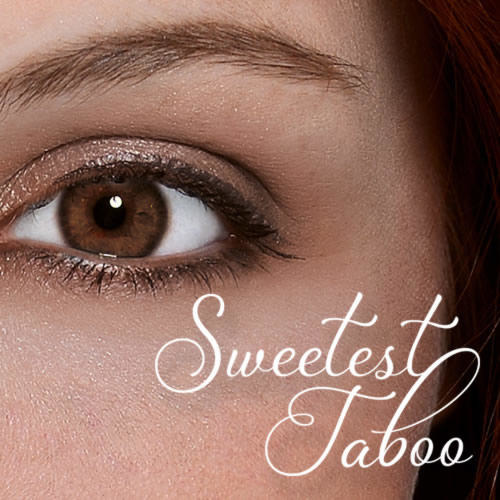 ARABESQUE Abend-Make-up warm Frühjahr & Sommer Sweetest Taboo