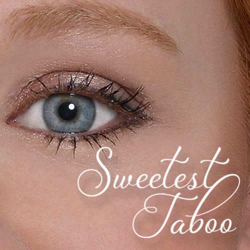 ARABESQUE Tages-Make-up warm Frühjahr & Sommer Sweetest Taboo