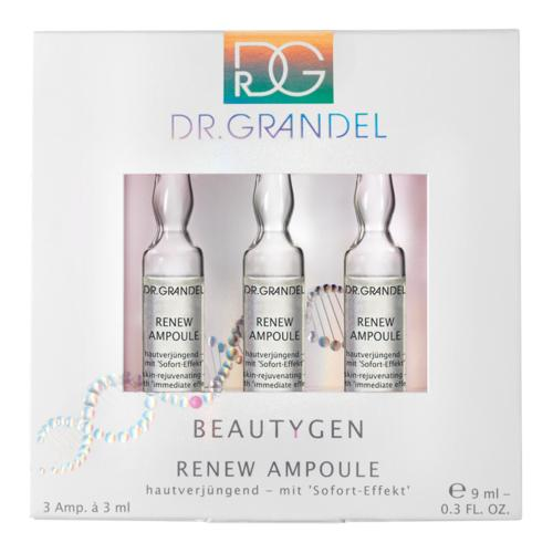 Beautygen Dr. Grandel Renew Ampoule 3 x 3 ml Skin-rejuvenating active ingredient concentrate