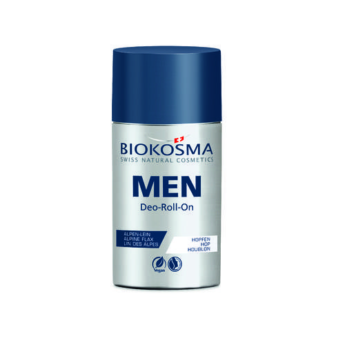 MEN BIOKOSMA Deo-Roll-On Ohne Aluminiumsalze