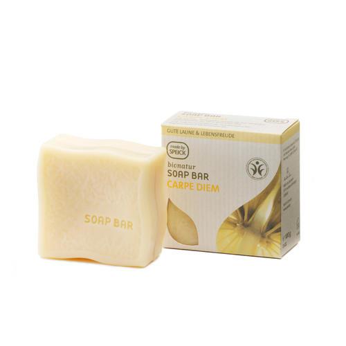 bionatur SPEICK Soap Bar Carpe Diem Gute Laune und Lebensfreude