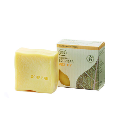 Made by SPEICK SPEICK Soap Bar Vitality Neue Energie & Frische