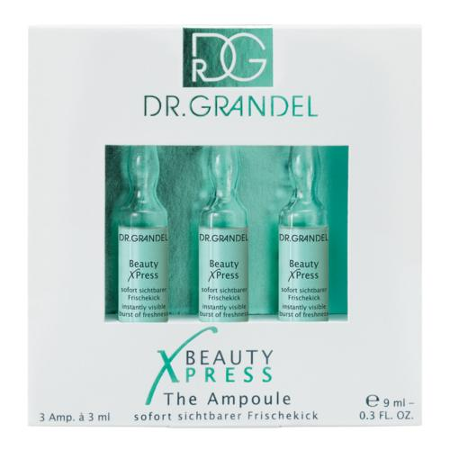 Beauty X Press DR. GRANDEL The Ampoule Sofort sichtbarer Frischekick