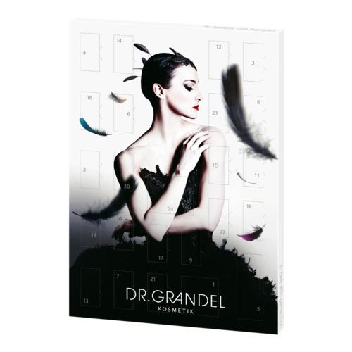 Aktionen DR. GRANDEL Adventskalender Schwanenschön Ampullen für die Schönheit im Advent