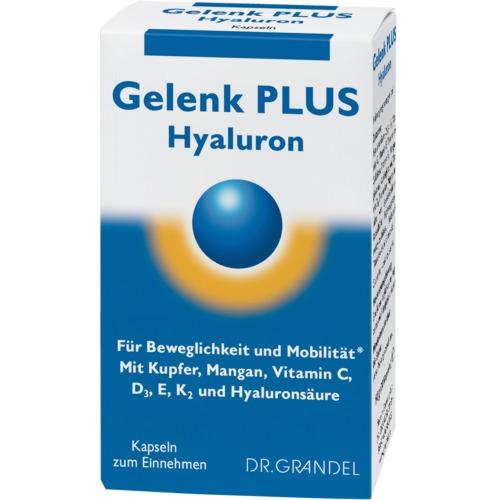 Gelenke Dr. Grandel Gelenk PLUS Hyaluron Hyaluron zum Essen
