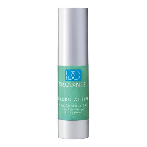 HYDRO ACTIVE DR. GRANDEL Eye Contour Gel Refreshing eye care gel with Hyaluron