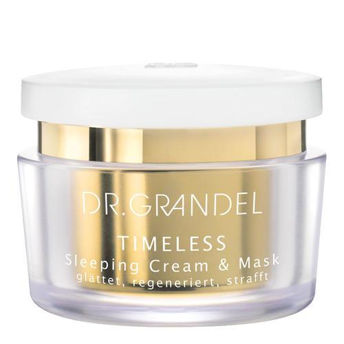 Timeless Dr. Grandel Sleeping Cream & Mask Regenererende nachtverzorging en mask