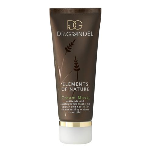 ELEMENTS OF NATURE Dr. Grandel Cream Mask Sahnige Maske mit Epigran und Kaolin