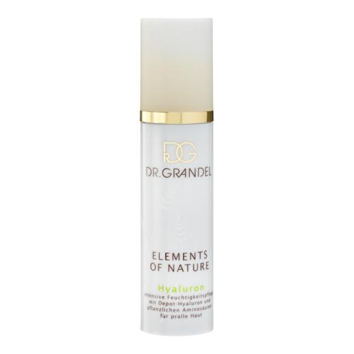 ELEMENTS OF NATURE Dr. Grandel Hyaluron Naturkosmetik mit Hyaluron