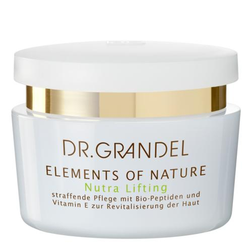 Elements Of Nature DR. GRANDEL Nutra Lifting Straffende Pflege mit Bio-Peptiden