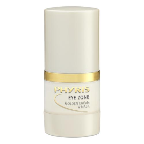 EYE ZONE PHYRIS Golden Cream & Mask Rijke verzorging met verstevigend effect