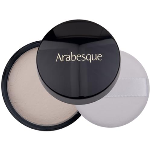Puder Arabesque Fixing Powder Transparent setting powder