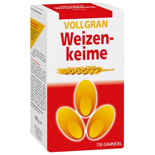 Weizenkeime & Ballaststoffe Dr. Grandel Vollgran Weizenkeime Weizenkeime Premiumqualität