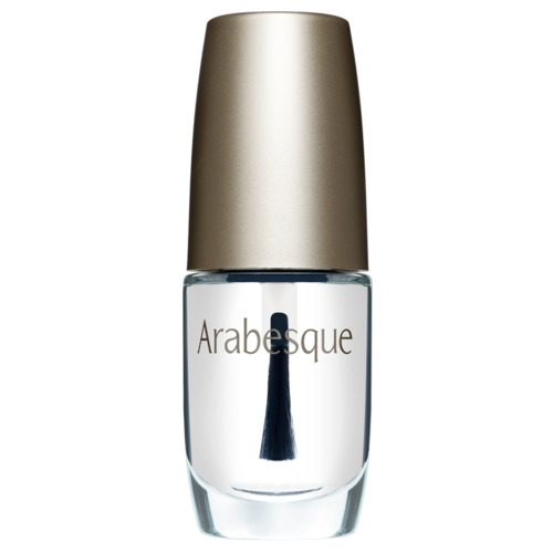 Nails ARABESQUE All in One Transparent nail polish with six features