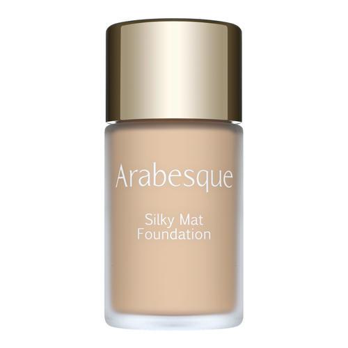 Foundation ARABESQUE Silky Mat Foundation Light, matting fluid foundation