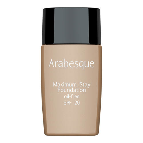 Foundation Arabesque Maximum Stay Foundation Langhechtende, vetvrije make-up met SPF 20