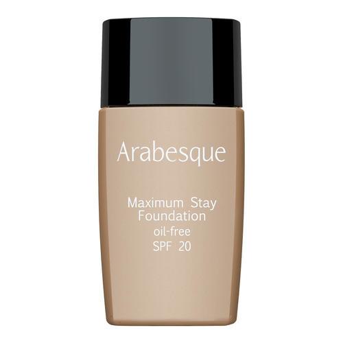 Grundieren Arabesque Maximum Stay Foundation Langhaftendes, ölfreies Make-up mit SPF20