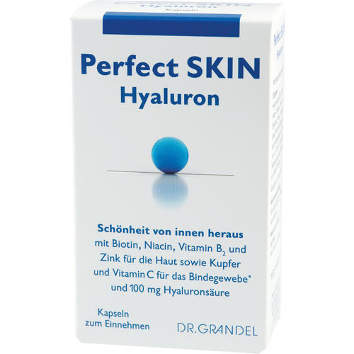 Beauty Specials DR. GRANDEL Perfect SKIN Hyaluron Beauty from the inside out