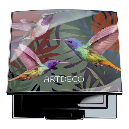 Accessoires ARTDECO Beauty Box Trio - Beauty of Nature Leeg magnetisch make-updoosje
