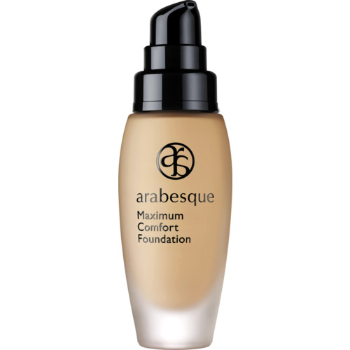 Complexion Arabesque Maximum Comfort Foundation Nourishing cream foundation