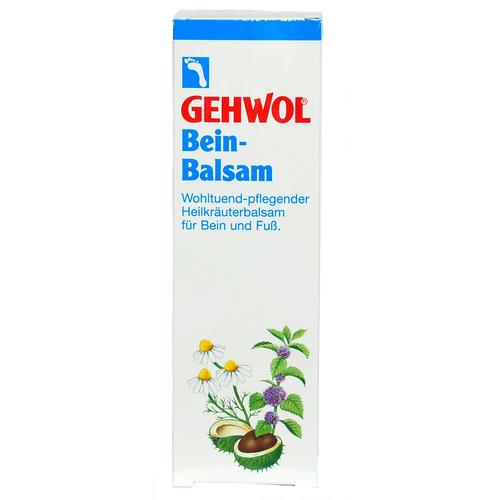 Fuß- und Beinpflege GEHWOL Bein-Balsam Wohltuender-pflegender Heilkräuterbalsam