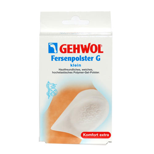 Pflaster & Druckschutz GEHWOL   Fersenpolster G - klein Hautfreundlich