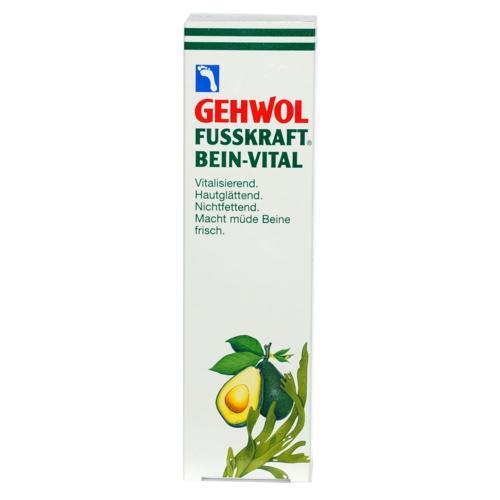 FUSSKRAFT Gehwol FUSSKRAFT BEIN-VITAL Vitalisierend, hautglättend, nichtfettend