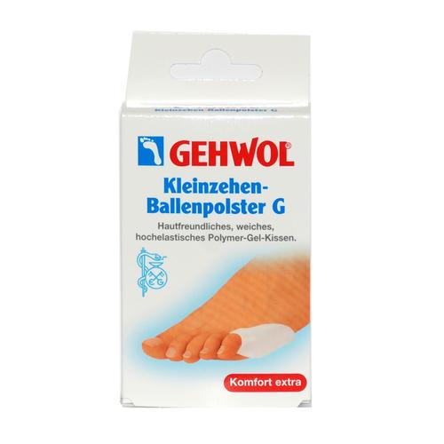 Pflaster & Druckschutz GEHWOL   Kleinzehen-Ballenpolster G Hautfreundlich