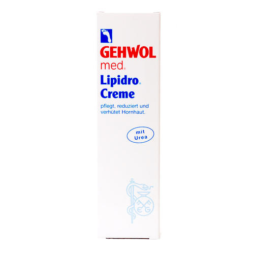 Med. Spezialpräparate GEHWOL Lipidro Creme Intensivpflege