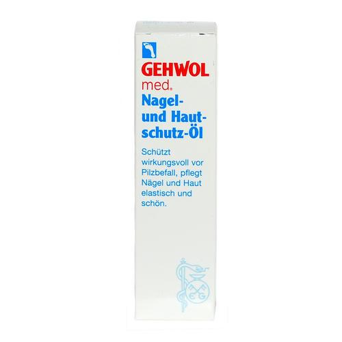Med. Spezialpräparate GEHWOL Nagel- und Hautschutz-Öl Schützt wirkungsvoll vor Pilzbefall