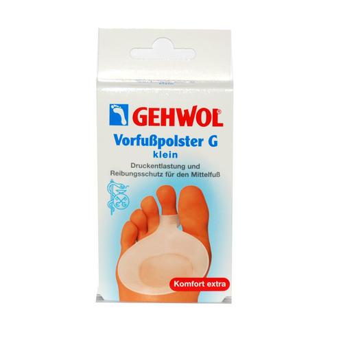 Pflaster & Druckschutz GEHWOL   Vorfußpolster G - klein  Hautfreundlich