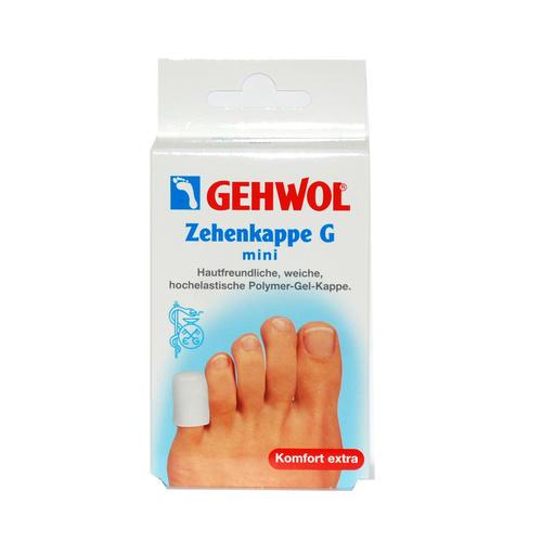 Pflaster & Druckschutz GEHWOL Zehenkappe G mini Hautfreundlich