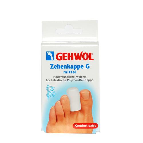 Pflaster & Druckschutz GEHWOL Zehenkappe G mittel Hautfreundlich