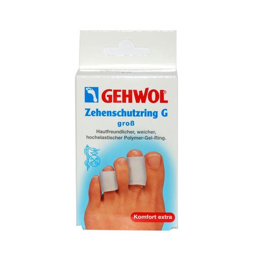 Pflaster & Druckschutz GEHWOL   Zehenschutzring G groß Hautfreundlich