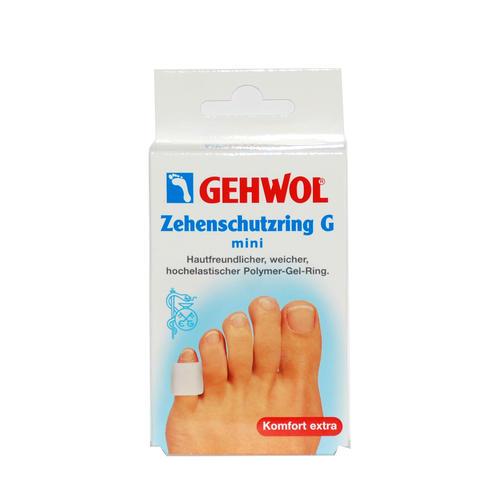 Pflaster & Druckschutz GEHWOL   Zehenschutzring G mini Hautfreundlich