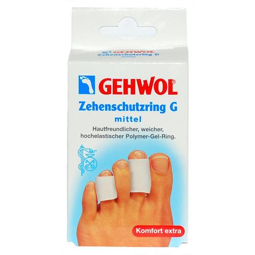 Pflaster & Druckschutz GEHWOL Zehenschutzring G mittel Hautfreundlich
