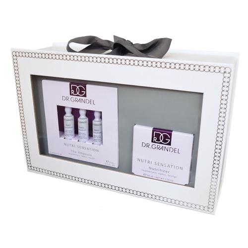 Weihnachten DR. GRANDEL Geschenkbox Nutri Sensation Limitierte Valentins-Box für anspruchsvolle Haut