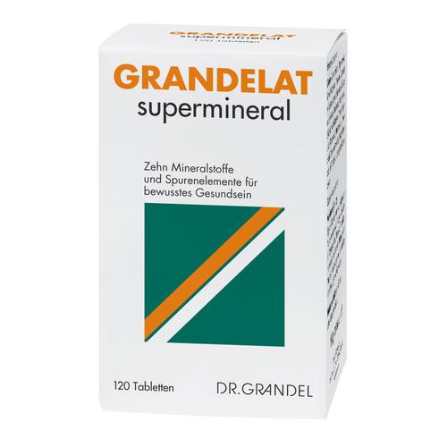 Mineralstoffe & Spurenelemente DR. GRANDEL GRANDELAT Supermineral Multi-Mineral-Tabletten