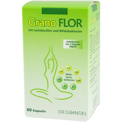 Probiotika & Aminosäuren Dr. Grandel Grano FLOR Mit Lactobacillen und Bifidobakterien