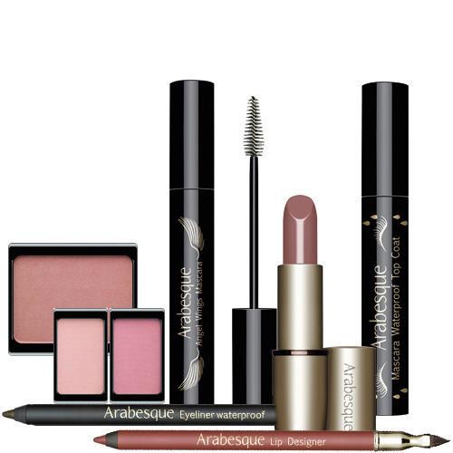Arabesque Abend-Make-up warm Frühjahr & Sommer Summer Breeze Abend Make-up in warmen Farben