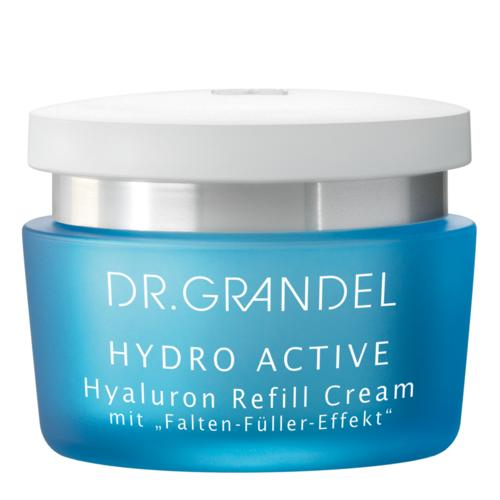 HYDRO ACTIVE DR. GRANDEL Hyaluron Refill Cream Moisturizing skincare