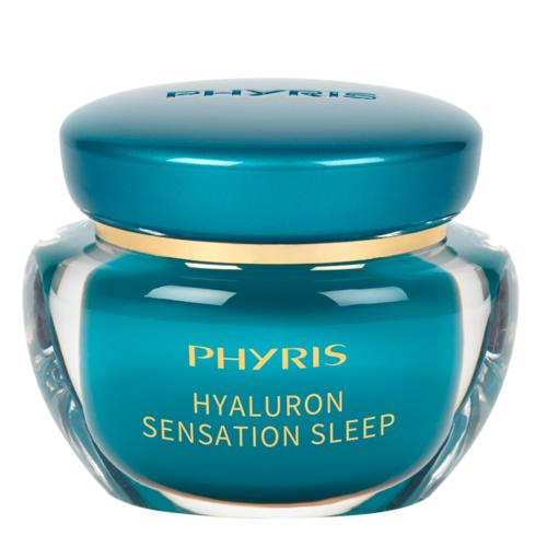 HYDRO ACTIVE PHYRIS Hyaluron Sensation Sleep Sleeping Cream with hyaluron
