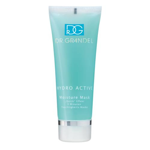 HYDRO ACTIVE DR. GRANDEL Moisture Mask 3-minute beauty mask